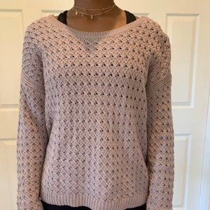 Old Navy Rose/Tan Breathable Long Sleeve